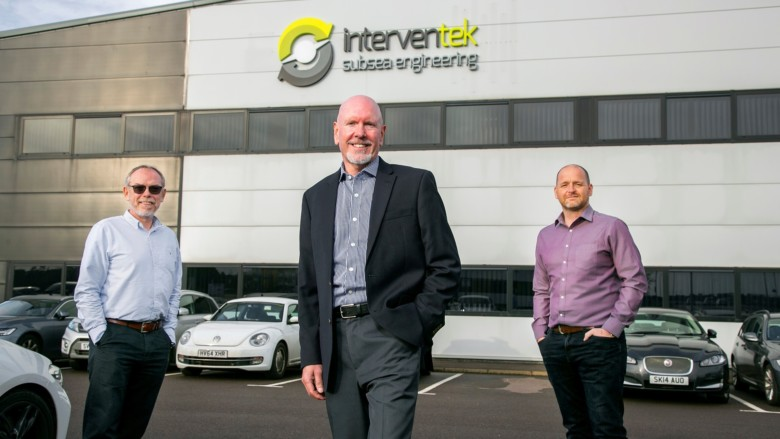 Strategic appointment to lead new business development at Interventek.