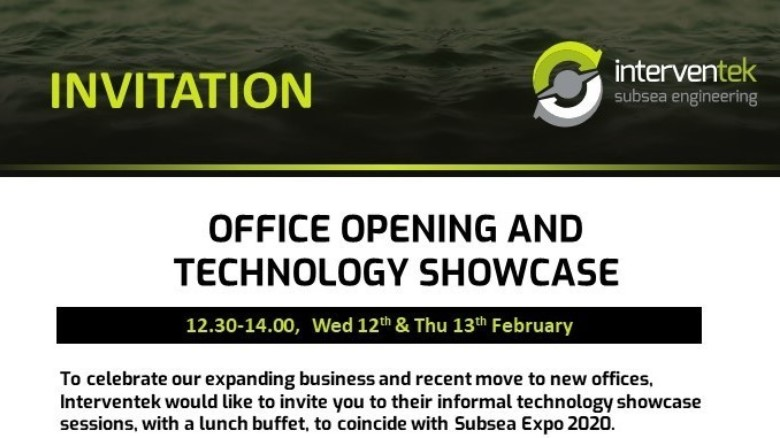 Office Opening and Technology Showcase Event