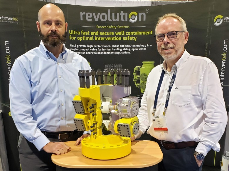 Interventek scoops £1M+ contract to supply open water well intervention safety valves to Trendsetter.